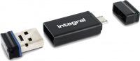 Integral USB OTG Adattatore Con Fusion 2.0 Drive 16GB