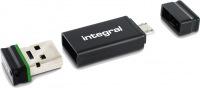 Integral USB OTG Adattatore Con Fusion 2.0 Drive 32GB