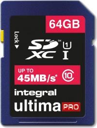 Integral SDXC 64GB Scheda