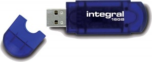 Integral EVO USB Drive 16GB