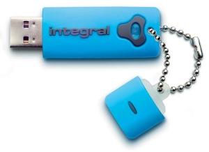 Integral Splash Drive 8GB Drive