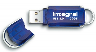 Integral Courier USB 3.0 Flash Drive 32GB