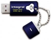 Integral Crypto Dual FIPS 140-2 Criptato USB Drive 8GB