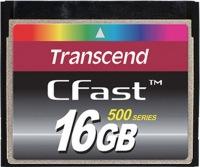 Transcend CFast  16GB Scheda