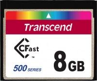 Transcend CFast  8GB Scheda