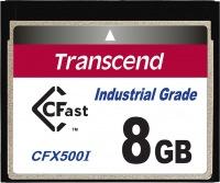 Transcend Industrial Temp CFast 8GB Scheda