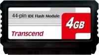 Transcend PATA Flash Modulo (44Pin Verticale) 4GB