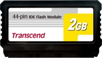Transcend PATA Flash Modulo (44Pin Verticale) 2GB