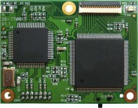 Transcend SATA Moduli Flash - Orizzontale 1GB