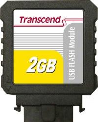 Transcend IDE Industrial USB Verticale 2GB Modulo