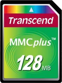 Transcend MultiMedia Scheda Più 128MB Scheda