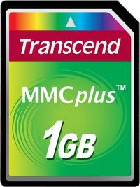 Transcend MultiMedia Scheda Più 1GB Scheda