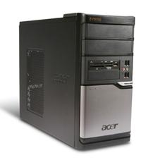 Acer Extensa X2610G computer fisso