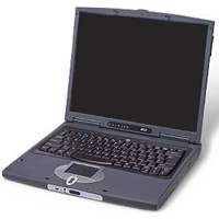 Acer TravelMate 604TER laptop