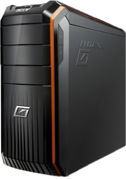 Acer Aspire Predator G7700 Rookie computer fisso