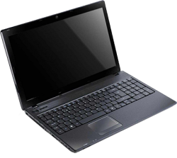 Acer Aspire AS1604 laptop